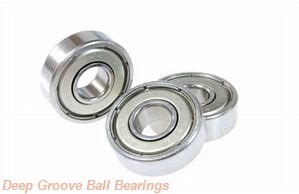 3 mm x 13 mm x 5 mm  KOYO 633ZZ deep groove ball bearings