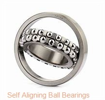 6 mm x 20 mm x 6 mm  NMB PBR6FN self aligning ball bearings