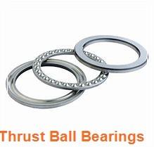 INA D38 thrust ball bearings