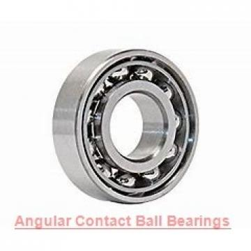 107,95 mm x 120,65 mm x 6,35 mm  KOYO KAA042 angular contact ball bearings