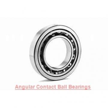 140 mm x 300 mm x 62 mm  NSK QJ 328 angular contact ball bearings