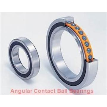 12 mm x 37 mm x 12 mm  ISO 7301 A angular contact ball bearings