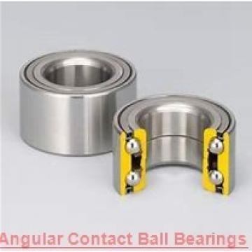 110 mm x 170 mm x 28 mm  NACHI 7022DT angular contact ball bearings