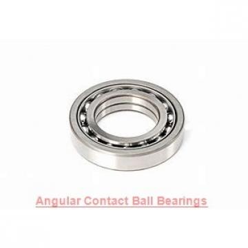 25 mm x 62 mm x 17 mm  NKE 7305-BECB-TVP angular contact ball bearings