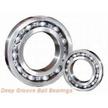 17 mm x 40 mm x 12 mm  SKF 6203-RSL deep groove ball bearings