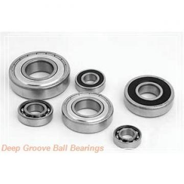 12 mm x 32 mm x 10 mm  KBC 6201 deep groove ball bearings
