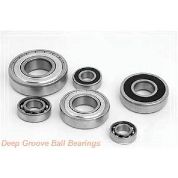 85 mm x 130 mm x 22 mm  ISB 6017 deep groove ball bearings