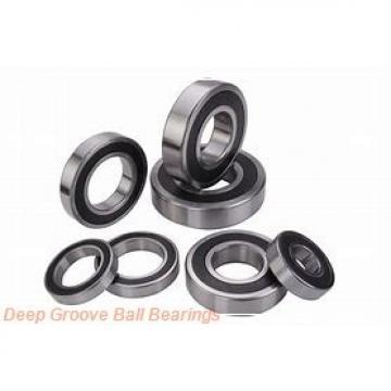 4 mm x 13 mm x 5 mm  NSK 624 ZZ deep groove ball bearings