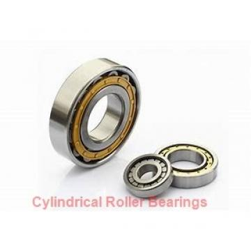 170 mm x 260 mm x 122 mm  NKE NNCF5034-V cylindrical roller bearings