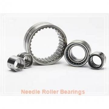 15 mm x 35 mm x 11 mm  INA BXRE202-2HRS needle roller bearings