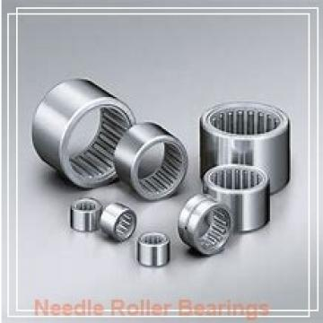 75 mm x 105 mm x 54 mm  IKO NA 6915 needle roller bearings