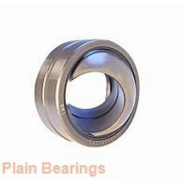 127 mm x 196.85 mm x 111.125 mm  SKF GEZ 500 TXA-2LS plain bearings