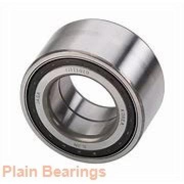 254 mm x 381 mm x 190,5 mm  LS GEZ254ES-2RS plain bearings