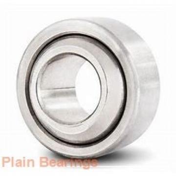 90 mm x 140 mm x 76 mm  ISB GE 90 XS K plain bearings