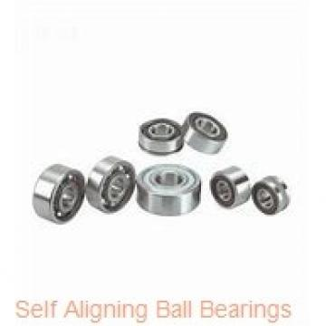 5 mm x 19 mm x 6 mm  KOYO 135 self aligning ball bearings
