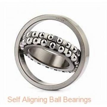 45 mm x 85 mm x 19 mm  ISO 1209K self aligning ball bearings