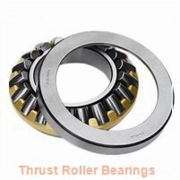 110 mm x 126 mm x 8 mm  IKO CRBS 1108 V thrust roller bearings