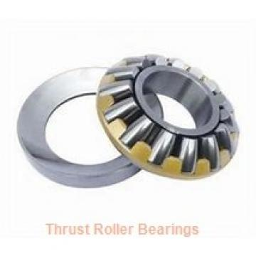160 mm x 220 mm x 25 mm  ISB RB 16025 thrust roller bearings