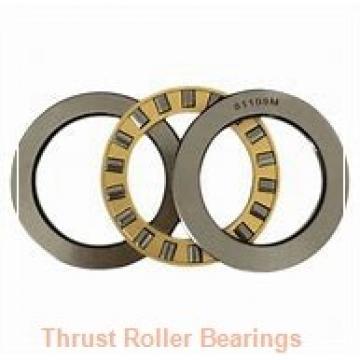 30 mm x 55 mm x 10 mm  IKO CRBH 3010 A UU thrust roller bearings