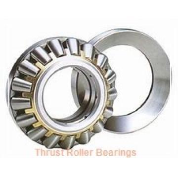 250 mm x 310 mm x 25 mm  IKO CRB 25025 UU thrust roller bearings