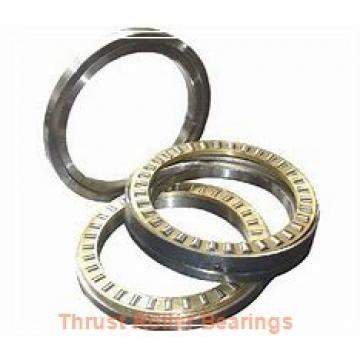 380 mm x 520 mm x 27 mm  ISB 29276 M thrust roller bearings