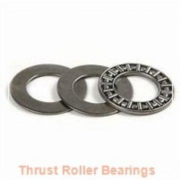 100 mm x 210 mm x 54 mm  ISB 29420 M thrust roller bearings