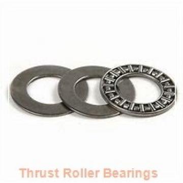 250 mm x 380 mm x 22 mm  ISB 353005 thrust roller bearings