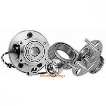 Toyana CX625 wheel bearings