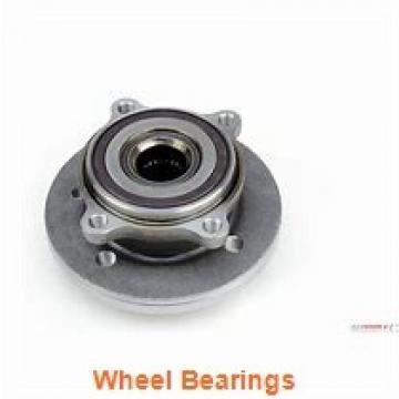 Toyana CX207 wheel bearings
