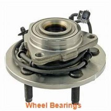 Toyana CX095 wheel bearings