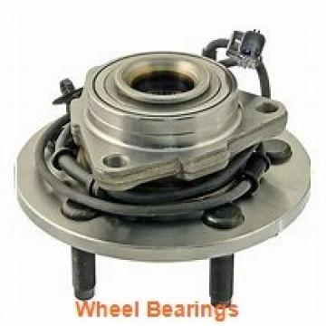 Toyana CX330 wheel bearings
