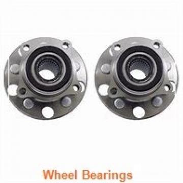 Toyana CX024 wheel bearings