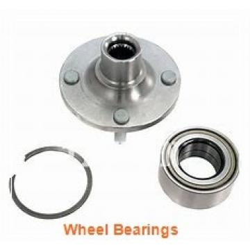 Toyana CX387 wheel bearings