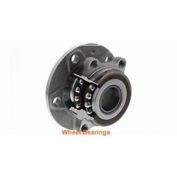 Toyana CX367 wheel bearings