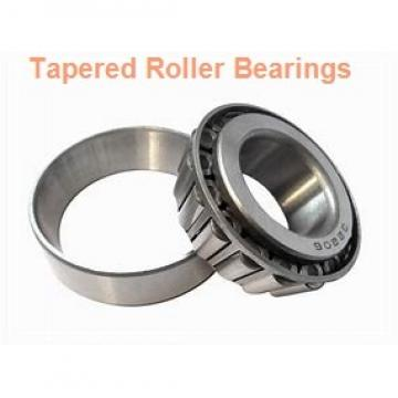 90 mm x 190 mm x 43 mm  FAG 30318-A tapered roller bearings