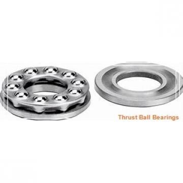 35 mm x 72 mm x 17 mm  SKF NJ 207 ECM thrust ball bearings