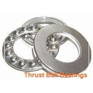 NACHI 53422U thrust ball bearings