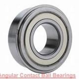 ISO 7052 ADF angular contact ball bearings