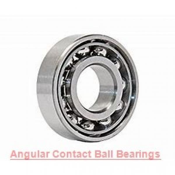 80 mm x 140 mm x 26 mm  SKF 7216 BEGAM angular contact ball bearings #1 image