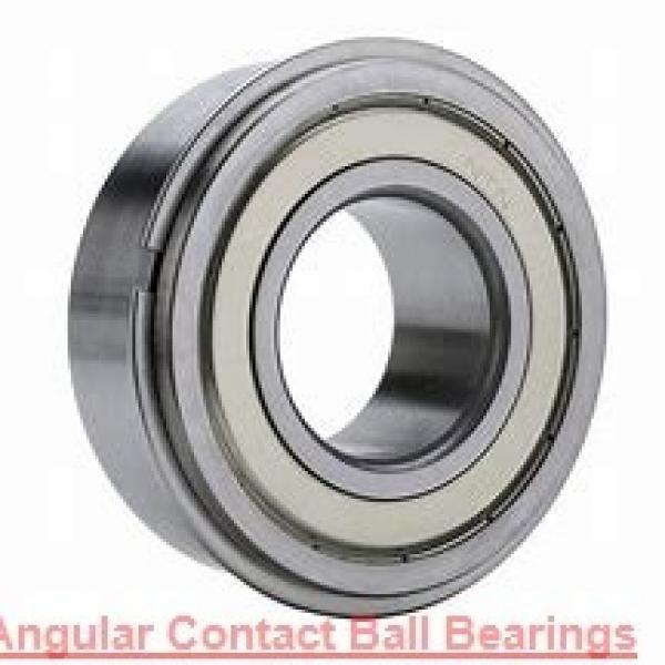 38 mm x 72 mm x 34 mm  NTN DE0869CS46PX2/5A angular contact ball bearings #1 image