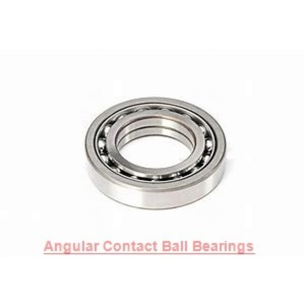 38 mm x 71 mm x 33 mm  FAG SA0002 angular contact ball bearings #1 image