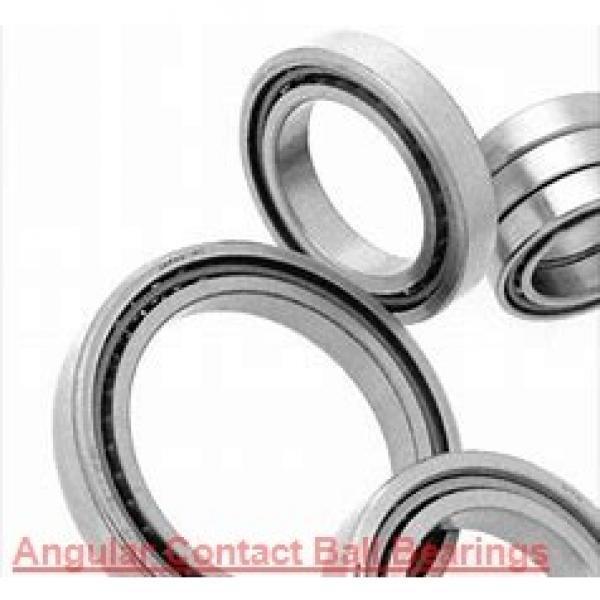 70 mm x 100 mm x 19 mm  NSK 70BNR29HV1V angular contact ball bearings #1 image