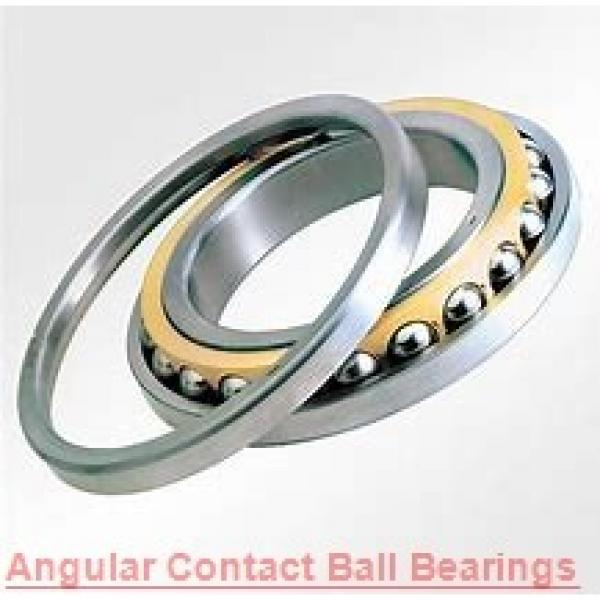 95 mm x 145 mm x 22,5 mm  NACHI 95TBH10DB angular contact ball bearings #1 image