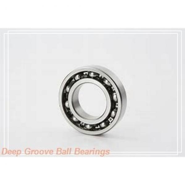 8 mm x 16 mm x 5 mm  SKF W 628/8 R-2Z deep groove ball bearings #1 image