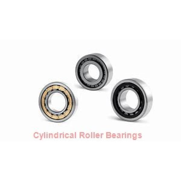 300 mm x 460 mm x 74 mm  NKE NU1060-M6 cylindrical roller bearings #1 image