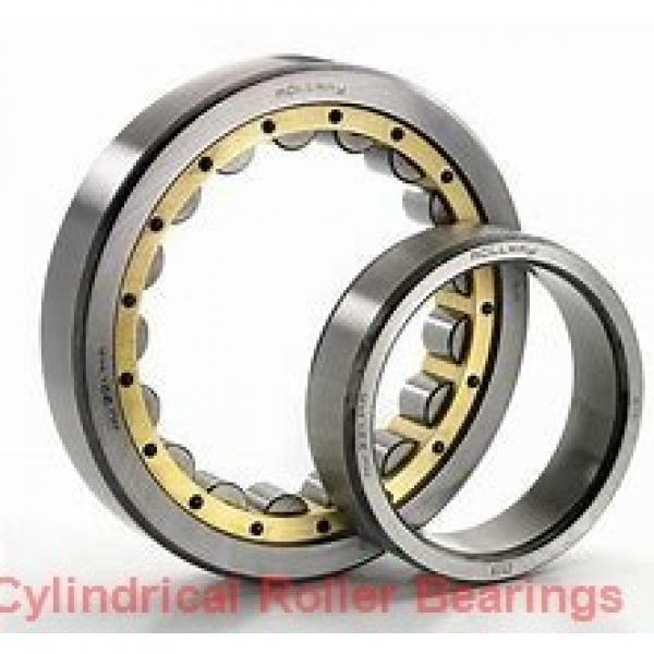 90 mm x 190 mm x 43 mm  NKE NUP318-E-MA6 cylindrical roller bearings #2 image