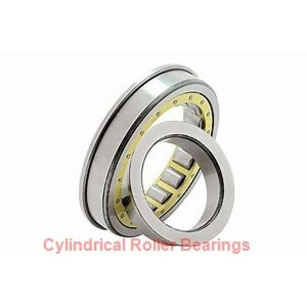 30 mm x 90 mm x 23 mm  NACHI NU 406 cylindrical roller bearings #2 image