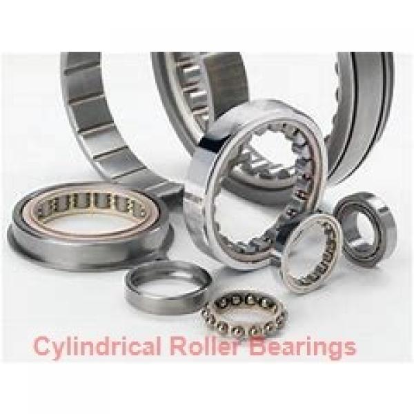 90 mm x 190 mm x 43 mm  NKE NUP318-E-MA6 cylindrical roller bearings #3 image