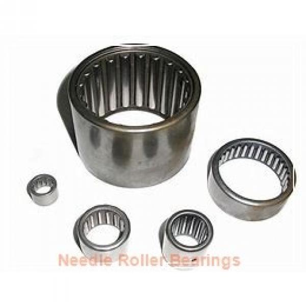 ISO K72x80x20 needle roller bearings #1 image