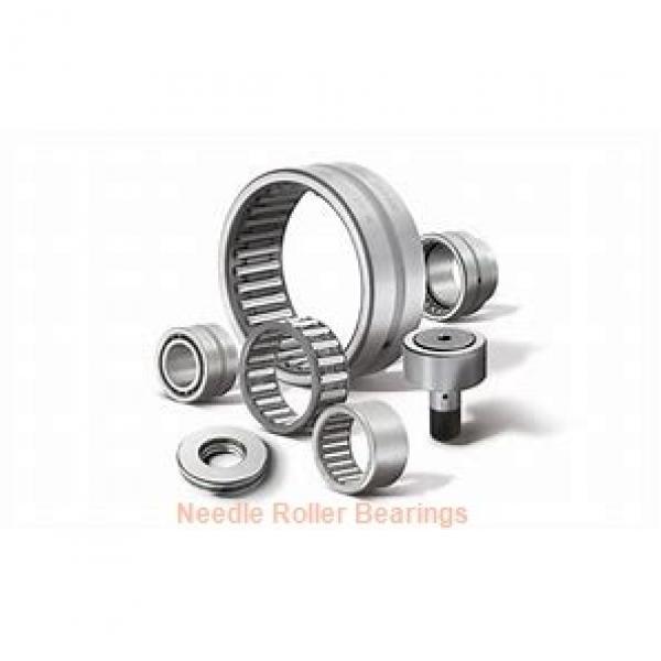 ISO AXK 120155 needle roller bearings #3 image